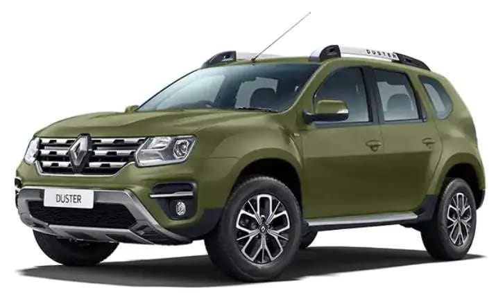 Renault Duster Rxz + Awd