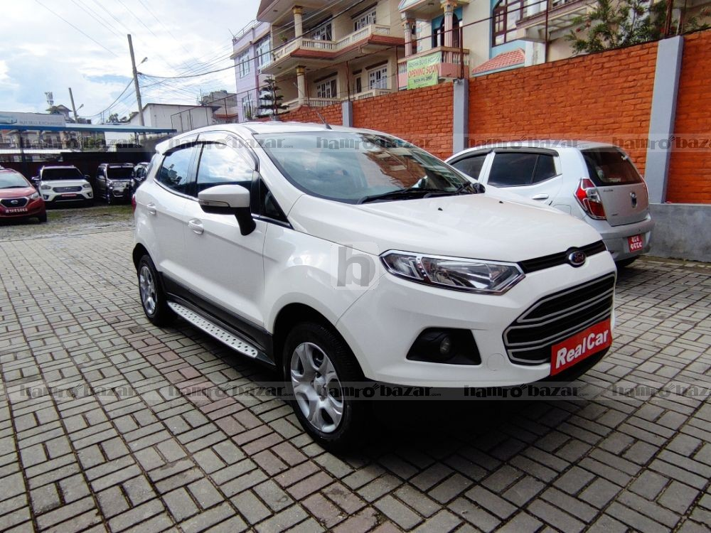 Ford Ecosport Trend 2016