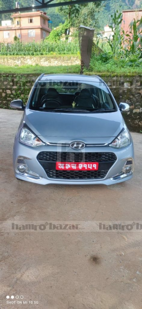 Grand I10 Sports 2019 Model Single Handed Only 17000 Km