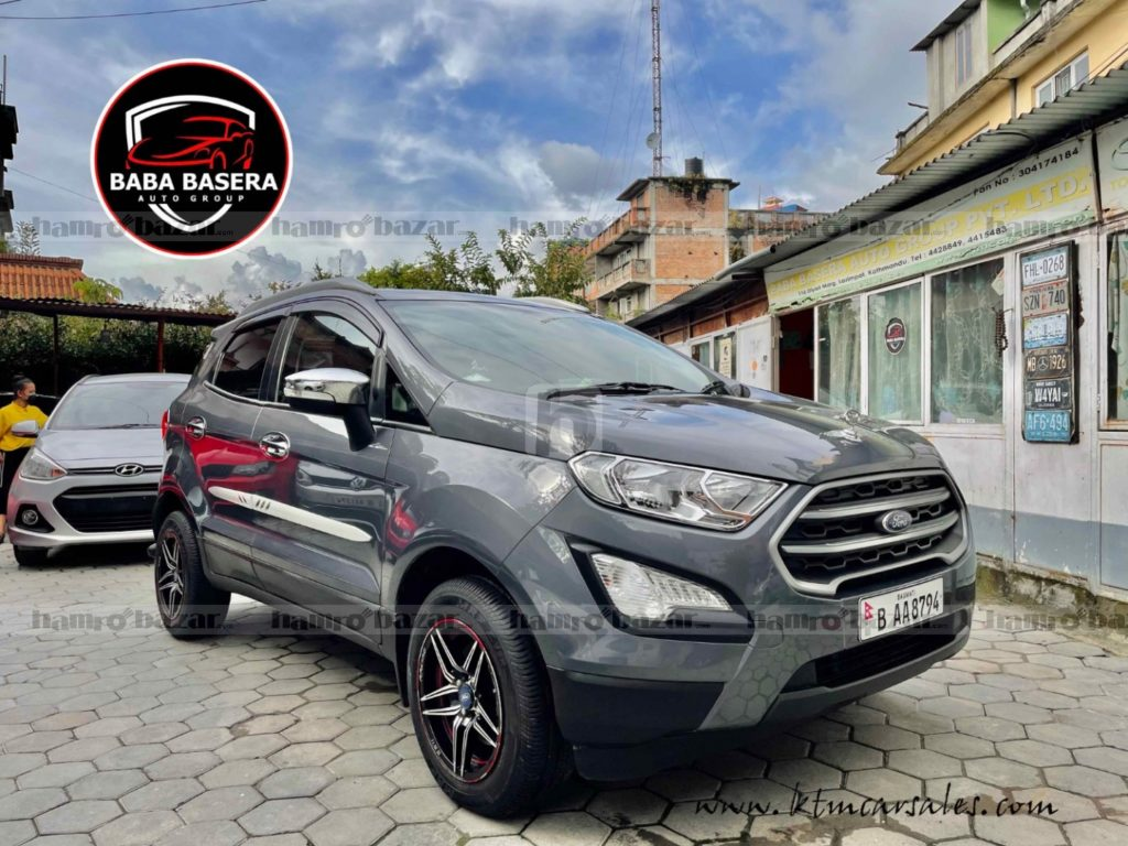 Ford Ecosport 8000km Run Full Option New New Condition (3)