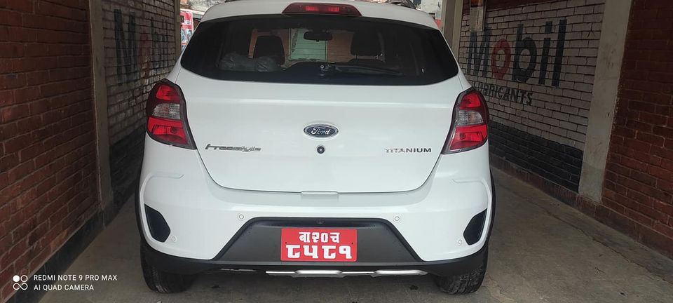 Ford freestyle titanium 2018 model for sell or exchange (3)