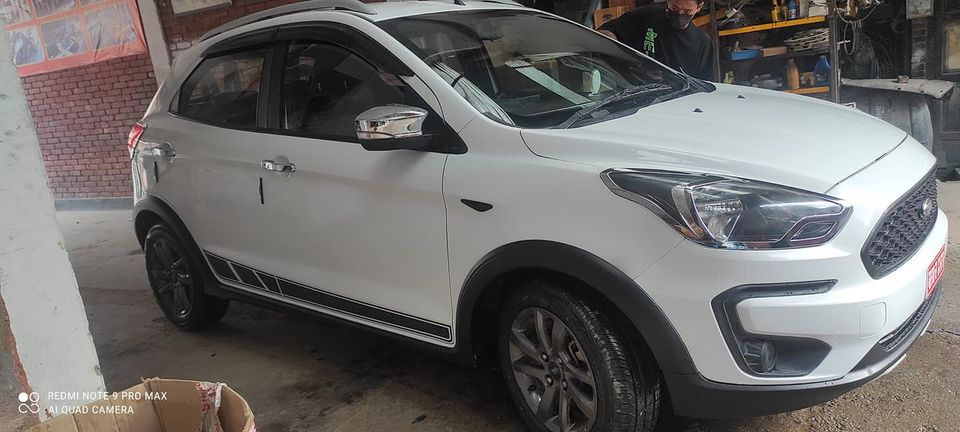Ford freestyle titanium 2018 model for sell or exchange (5)
