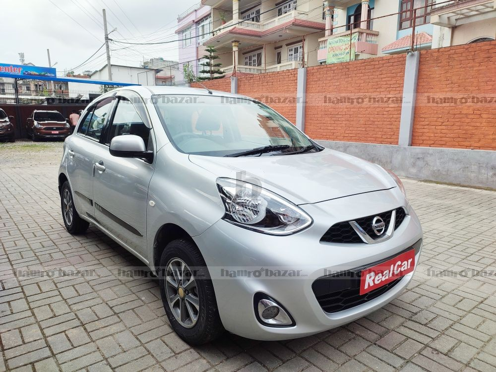 Nissan Micra Xl 2015 With Airbagabs + Push Button (1)