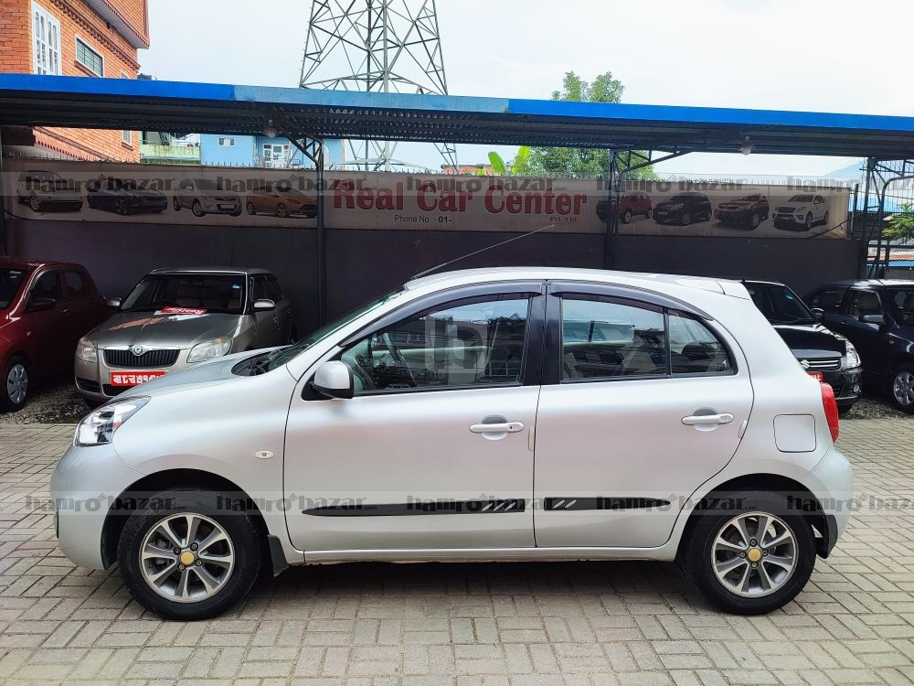 Nissan Micra Xl 2015 With Airbagabs + Push Button (2)