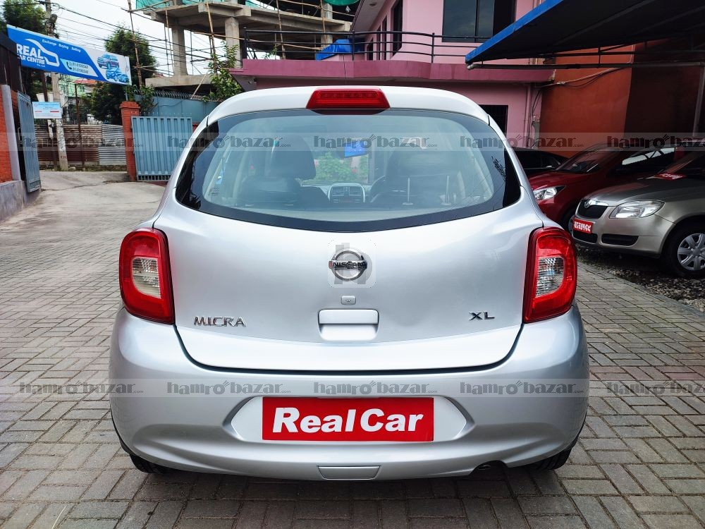 Nissan Micra Xl 2015 With Airbagabs + Push Button (3)