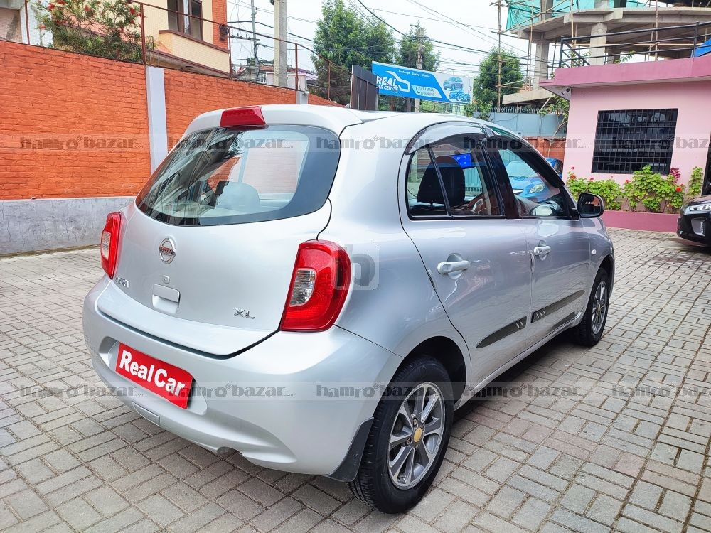 Nissan Micra Xl 2015 With Airbagabs + Push Button (4)