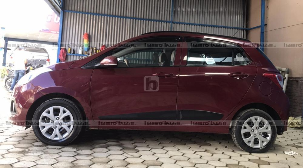 Single Handed Grand I10 Sports For Sale (2)