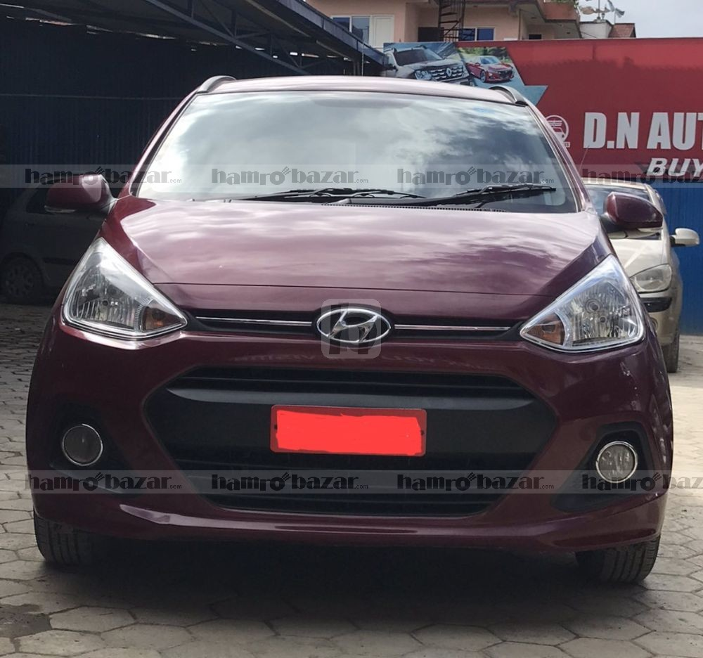 Single Handed Grand I10 Sports For Sale (3)